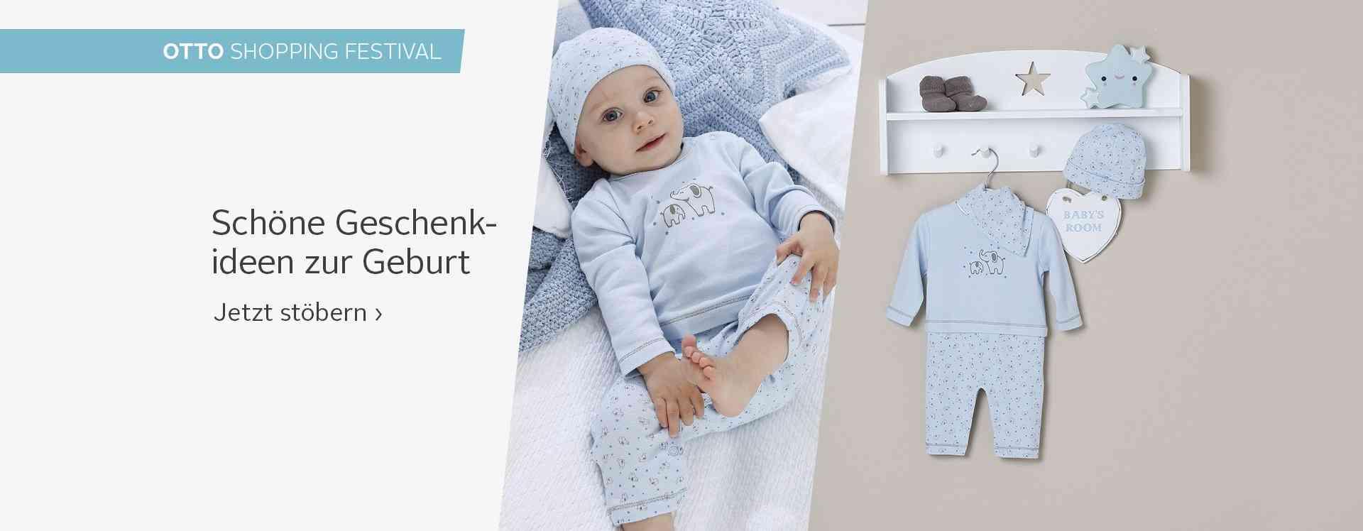 Babykleidung » Babymode für Jungen & Mädchen   OTTO