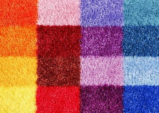 Farbwirkung Bodenbeläge