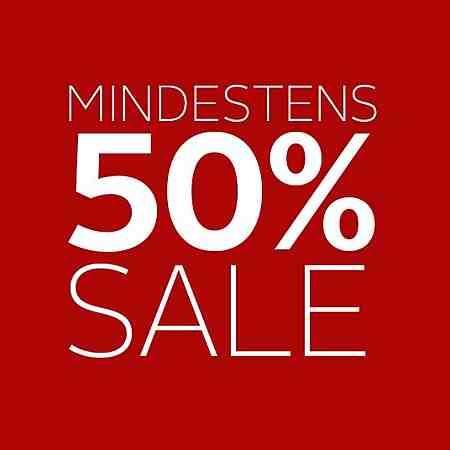 %Sale: Aktionen: Mindestens 50% Sale