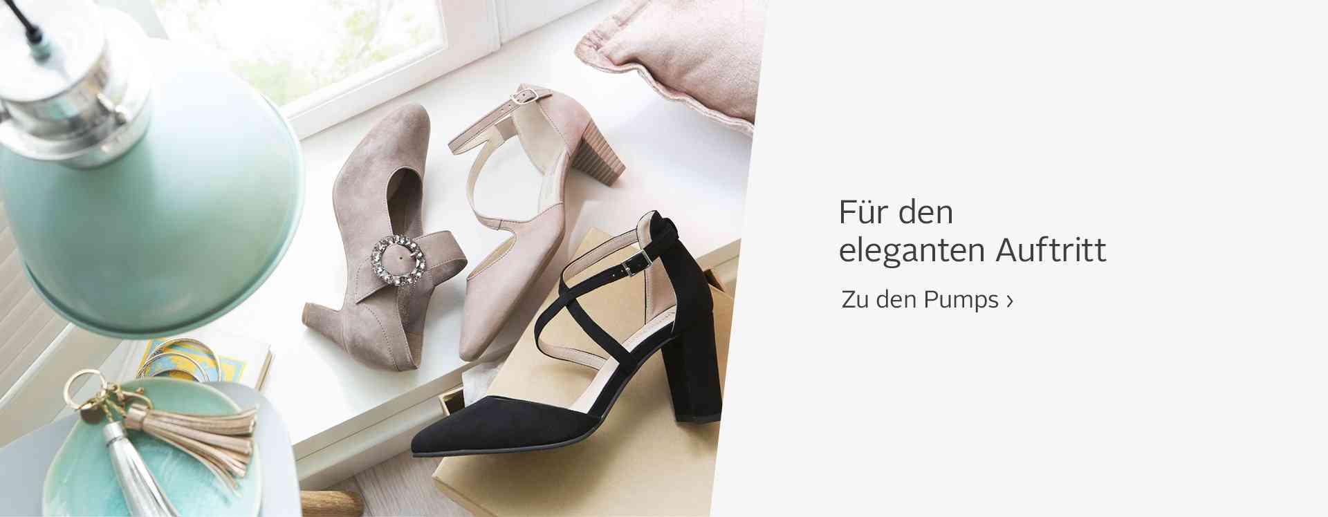 Schritt für Schritt im Trend: Ob für's Büro oder für die nächste Party, stylische Pumps из OTTO kann man nie genug haben!