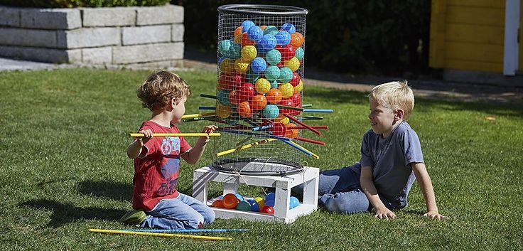 DIY Ballspiel
