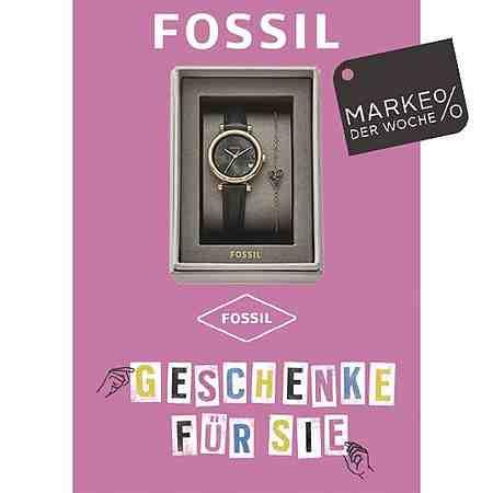 Marke der Woche Fossil. Ausgewählte Artikel mind. 20% reduziert - nur bis 19.02.!