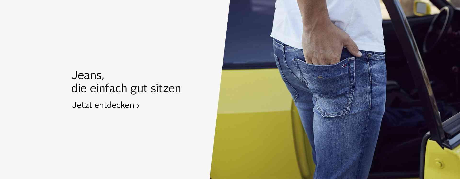 Starke Marken für starke Männer- tolle Farben und angesagte Schnitte für jeden Stil. Entdecken Sie сейчас unsere Auswahl an Jeans!