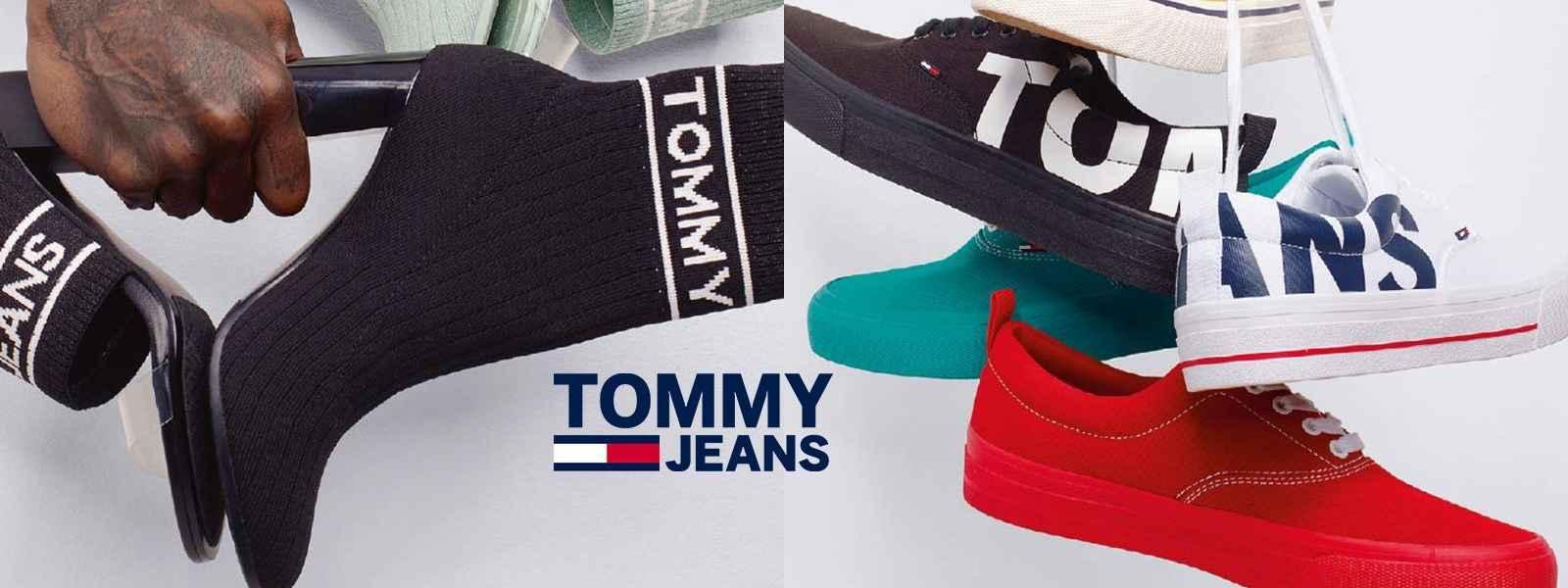 Tommy Джинсы : Обувь