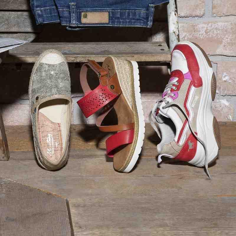 MUSTANG Shoes: Женщинам