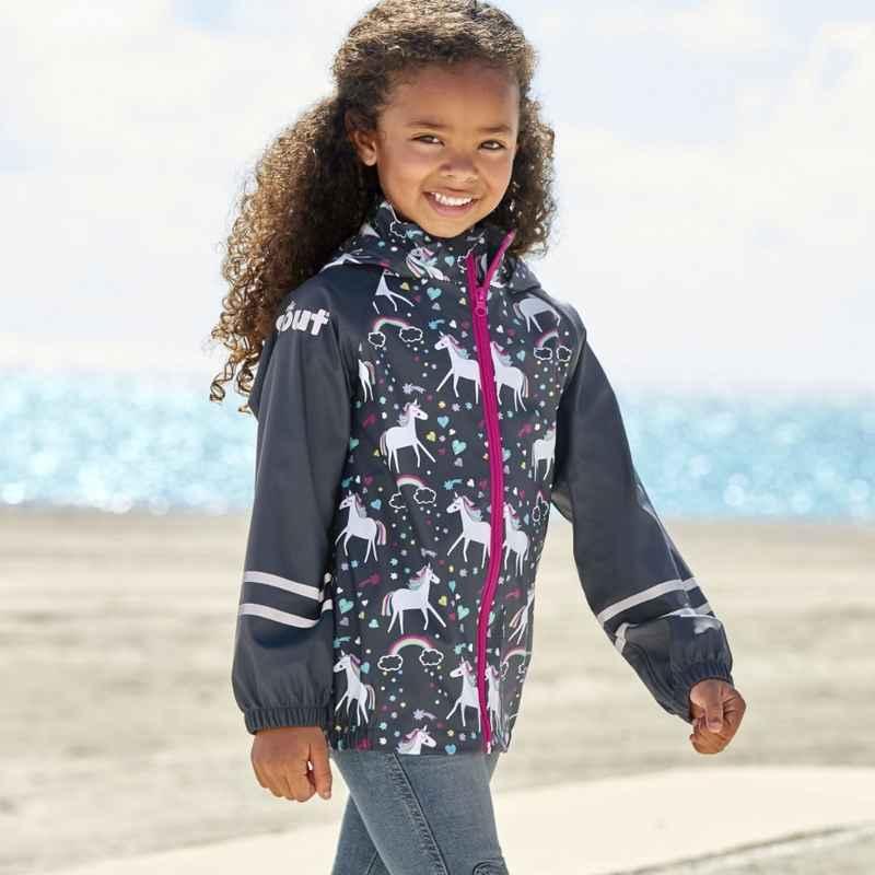 Kinder Regenbekleidung
