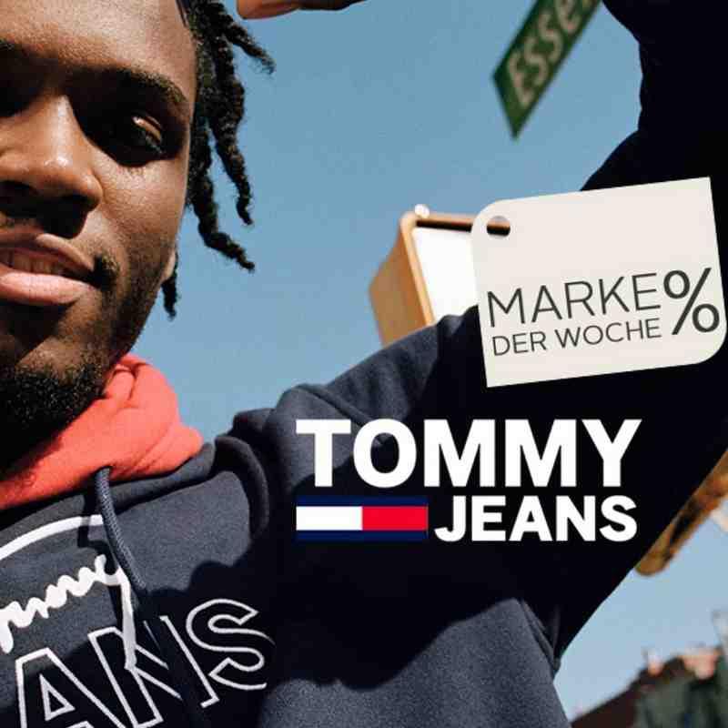 Marke der Woche: Tommy Hilfiger & TOMMY JEANS