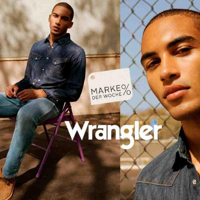 Marke der Woche: Wrangler