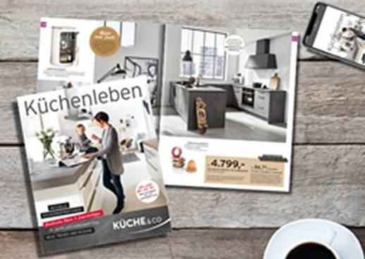 Der neue Кухня&Co Küchenkatalog