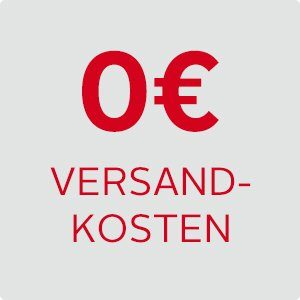 0 € shipping costs