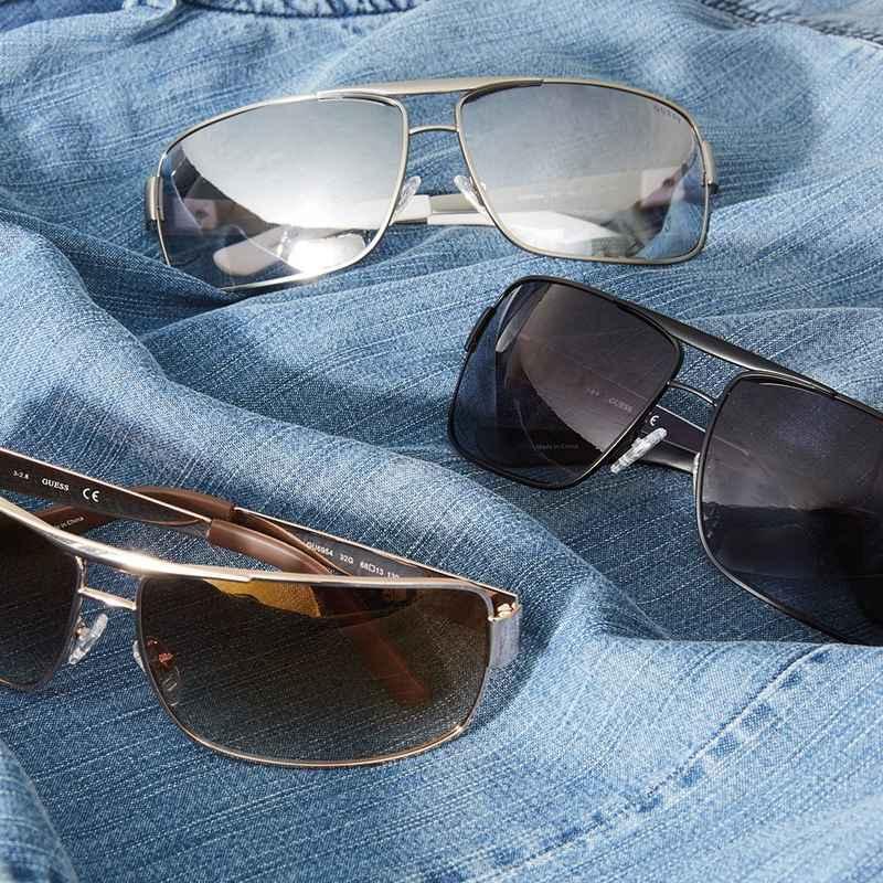 Guess Herren Sonnenbrillen