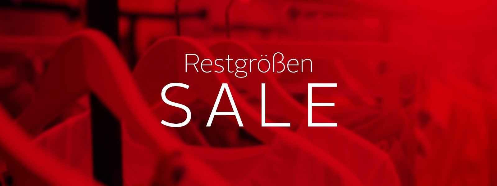 Restgrößen-Sale