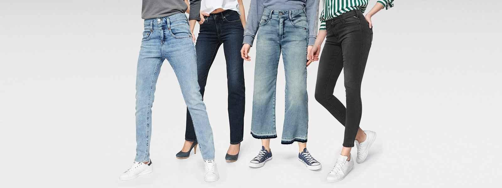Jeansberatung für sie