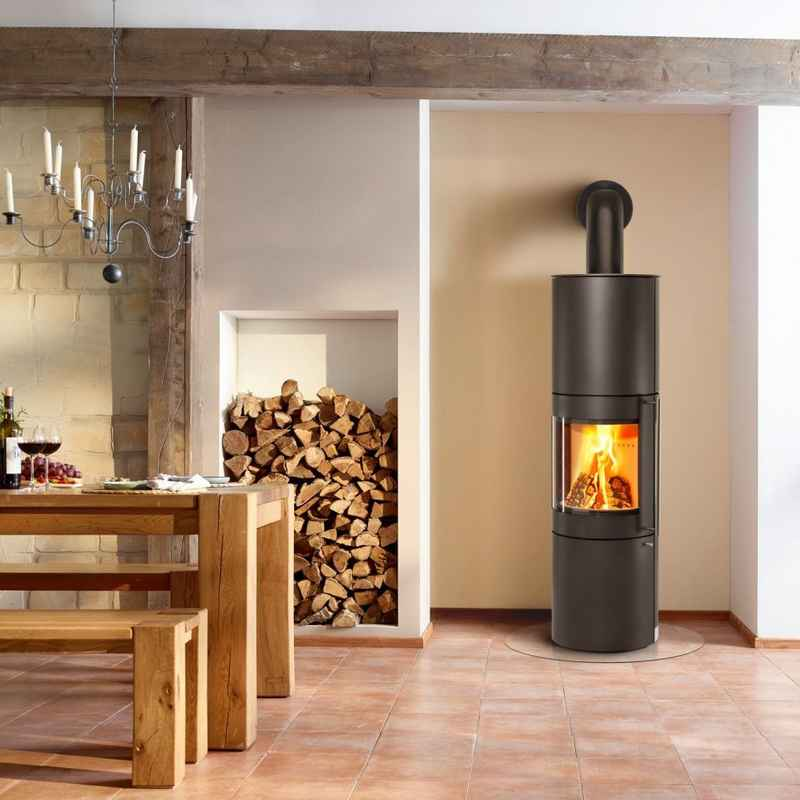 Kamin Wohntrends
