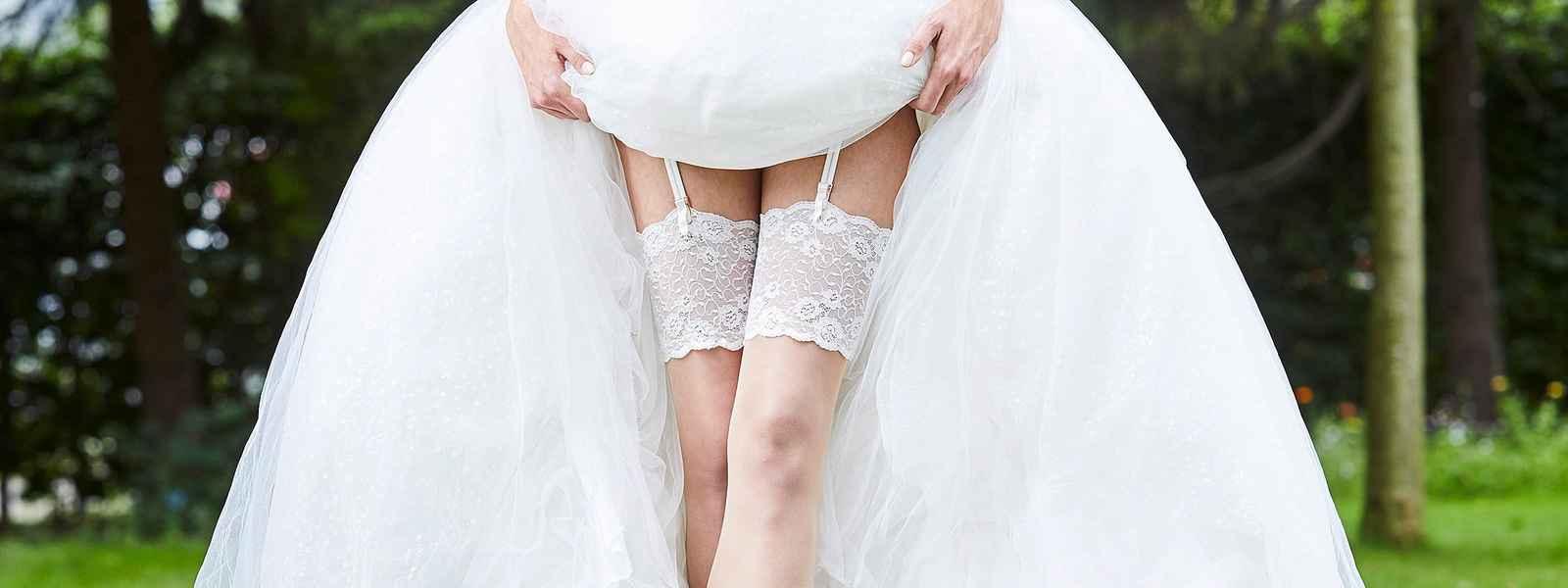 Hochzeitsdessous