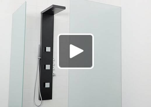 Duschsäule anschließen