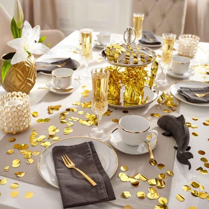 70 YEAH - Wir feiern Tischdeko