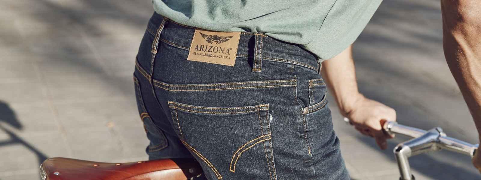 Herren Jeans in großen Größen