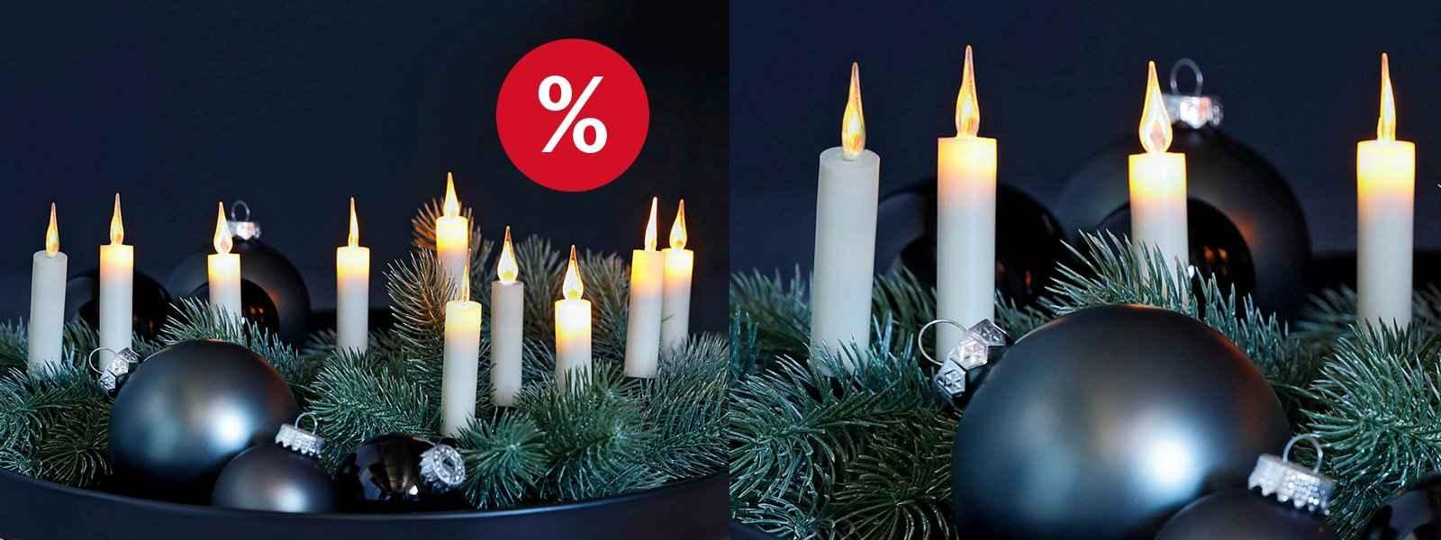 Weihnachtsbeleuchtung Sale