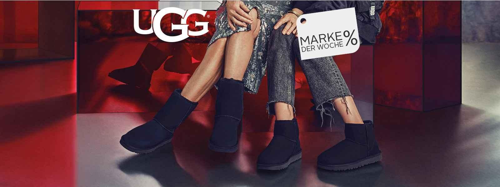 Marke der Woche: UGG
