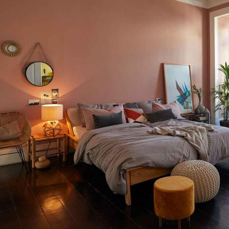 Ruheoase Schlafzimmer