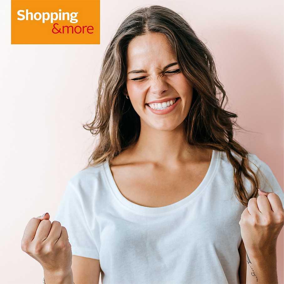 Shopping&more Gewinnspiel Sofortrente E-Scooter Beautypaket attraktive Garantiegewinne