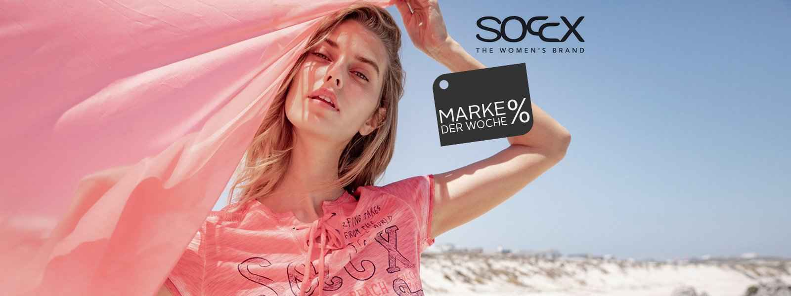 Marke der Woche: SOCCX