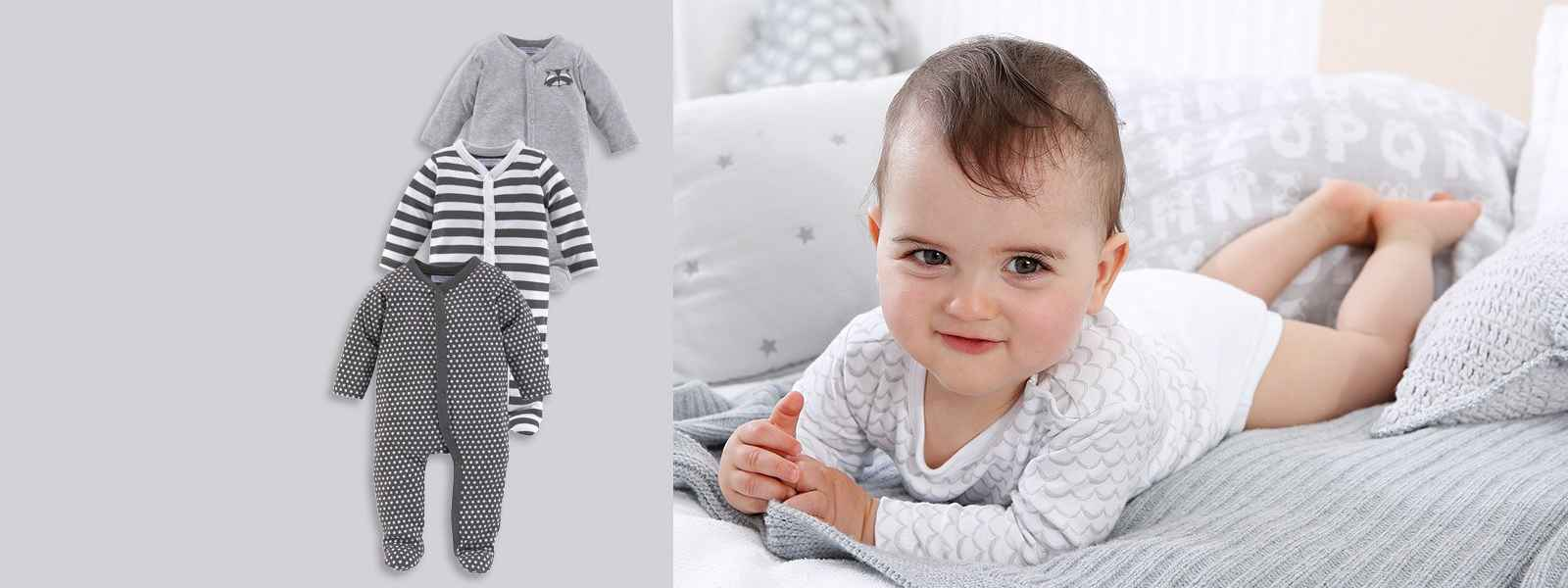 Babyschlafanzüge