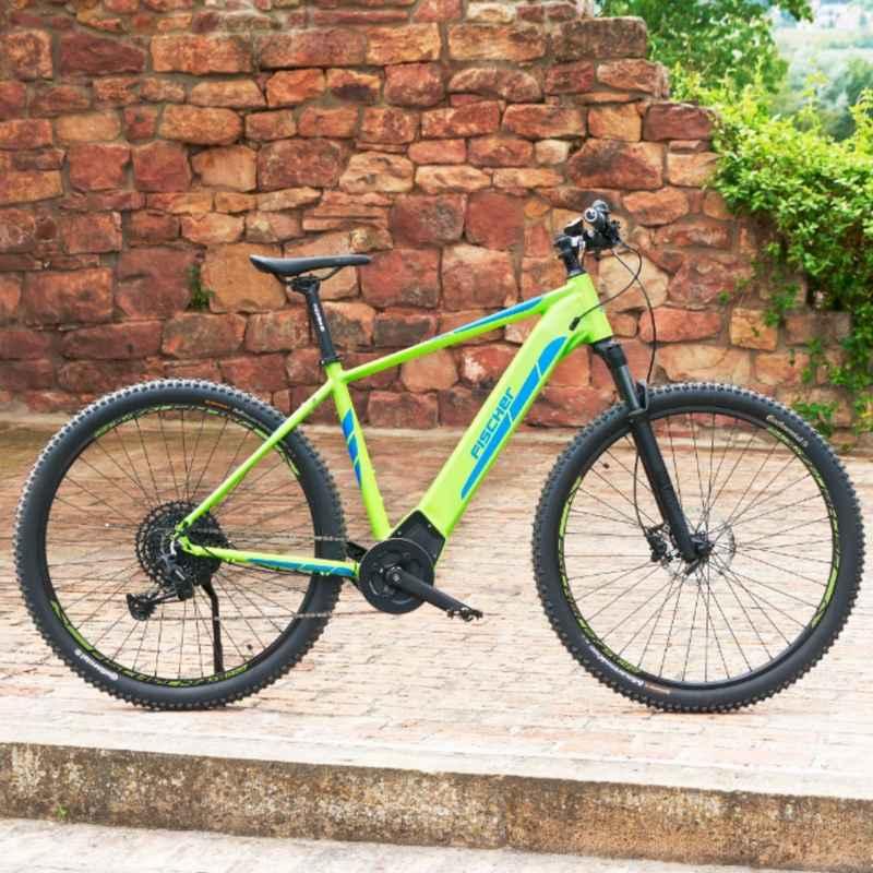 Fischer E-Mountainbikes
