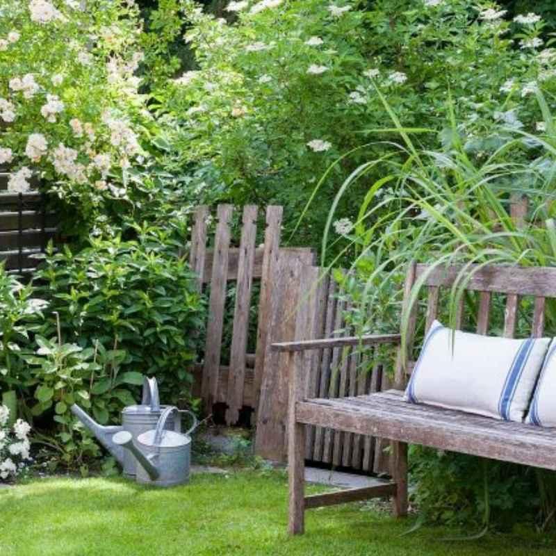 Zuhause im Garten