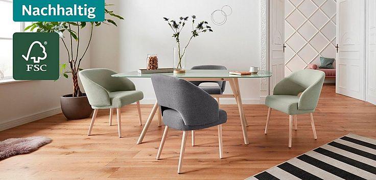 Nachhaltige Möbel