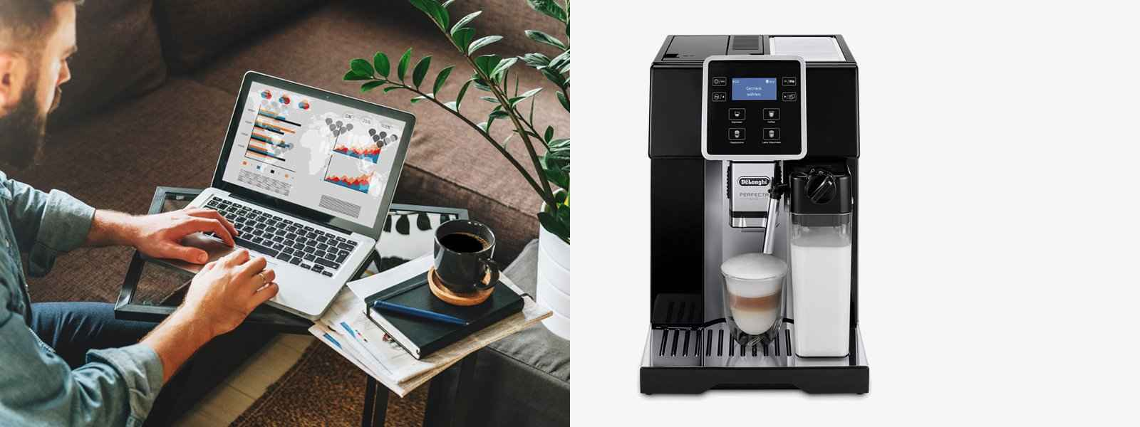 De'Longhi Kaffeevollautomaten