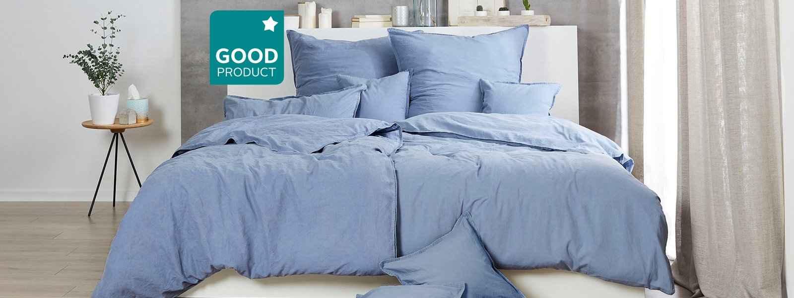 Nachhaltige Bettwäsche & Bettlaken