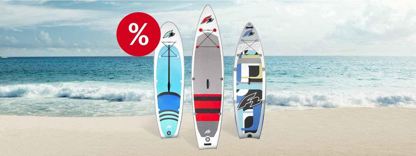 Günstige SUP-Boards