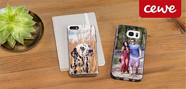 otto.de Fotoservice Handyhüllen Smartphone Case 10€-Gutschein CEWE FOTOBUCH Juni