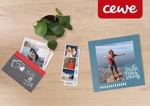 otto.de Fotoservice Art Prints 10€-Gutschein CEWE FOTOBUCH August 2020