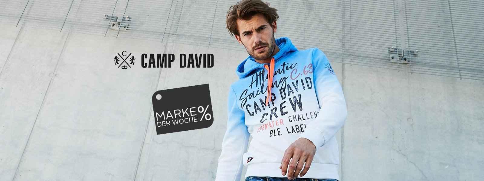 Marke der Woche: CAMP DAVID