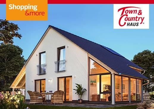 Shopping&more Gewinnspiel Traumhaus von Town & CountryHaus Sofortgewinne
