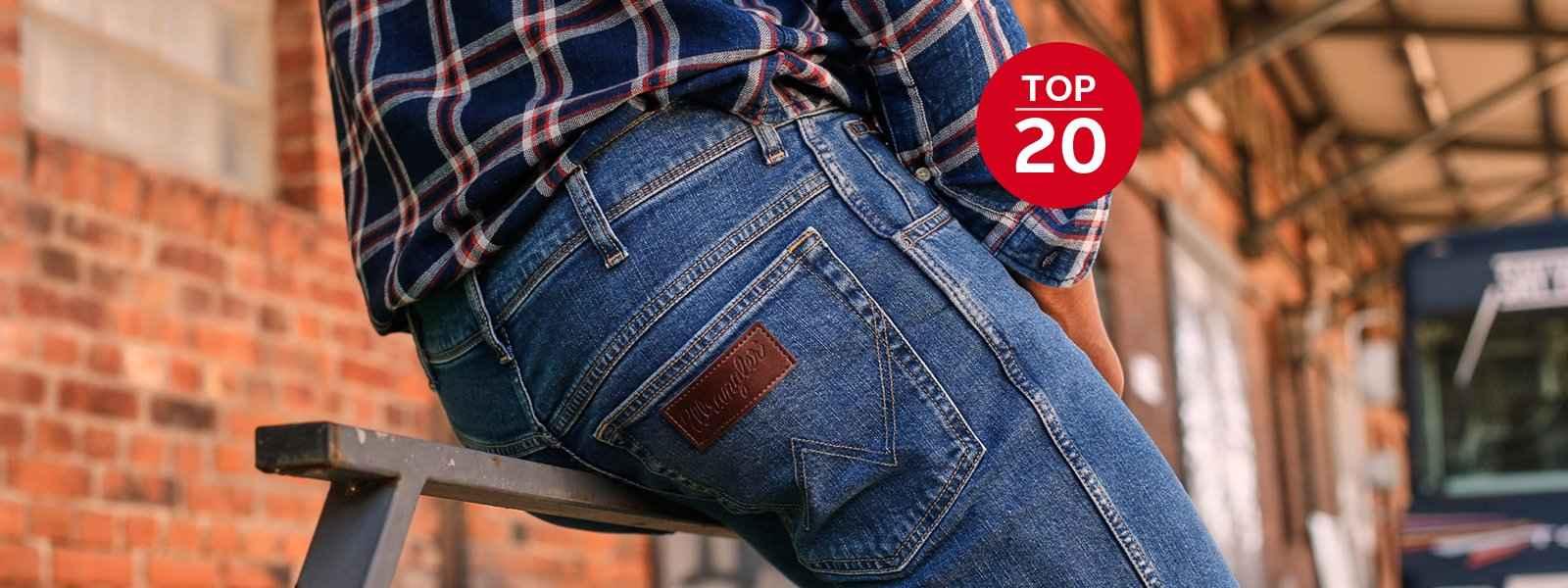 20 Herren Jeans