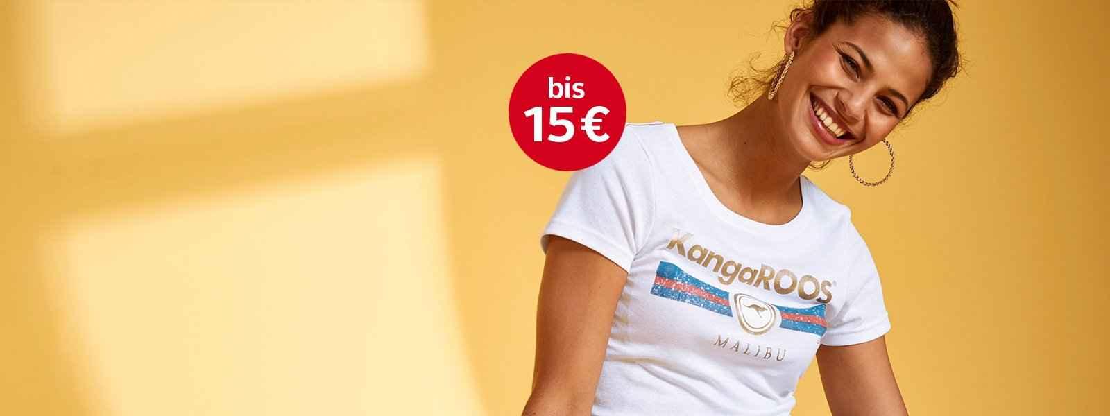 Shirts bis 15€