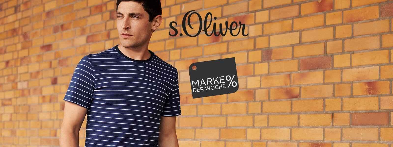 Marke der Woche: s.Oliver