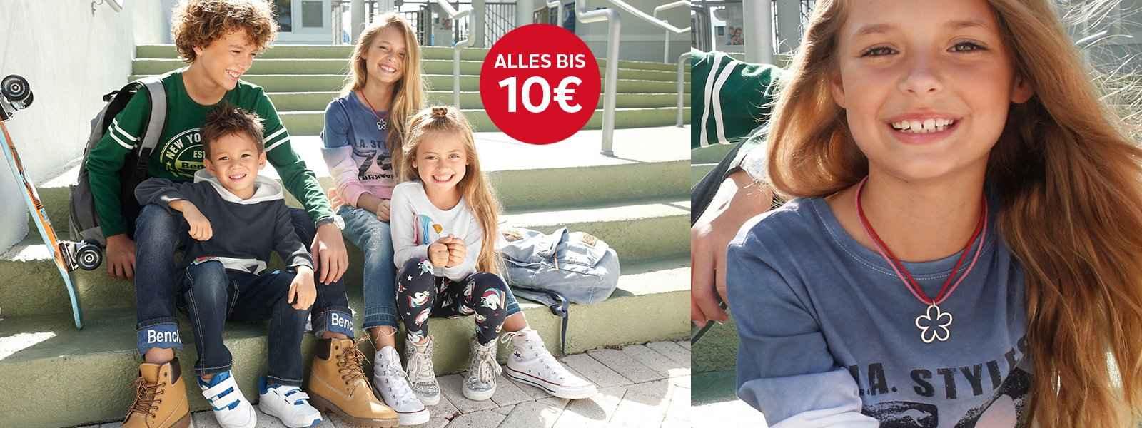 Kindermode bis 10€