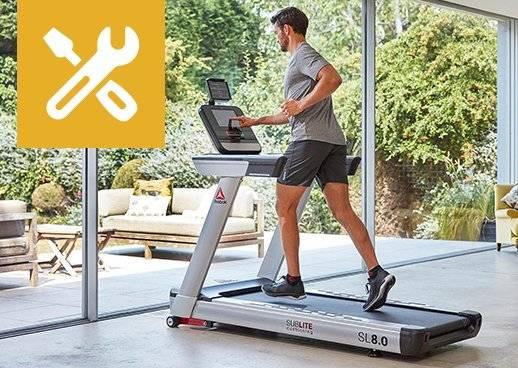 Aufbauservice für Fitnessgeräte