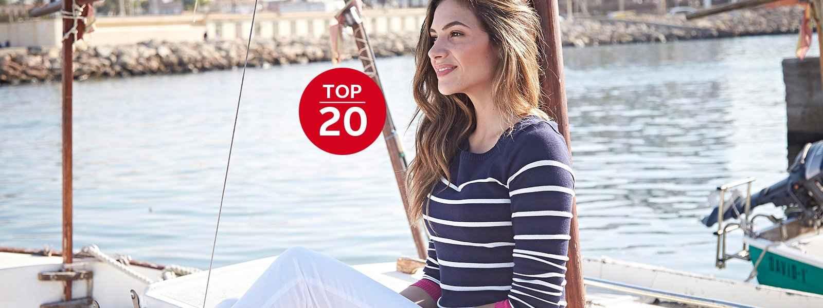 20 Damen Pullover