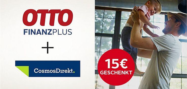 Shopping&more OTTO FinanzPlus CosmosDirekt  Risikolebensversicherung