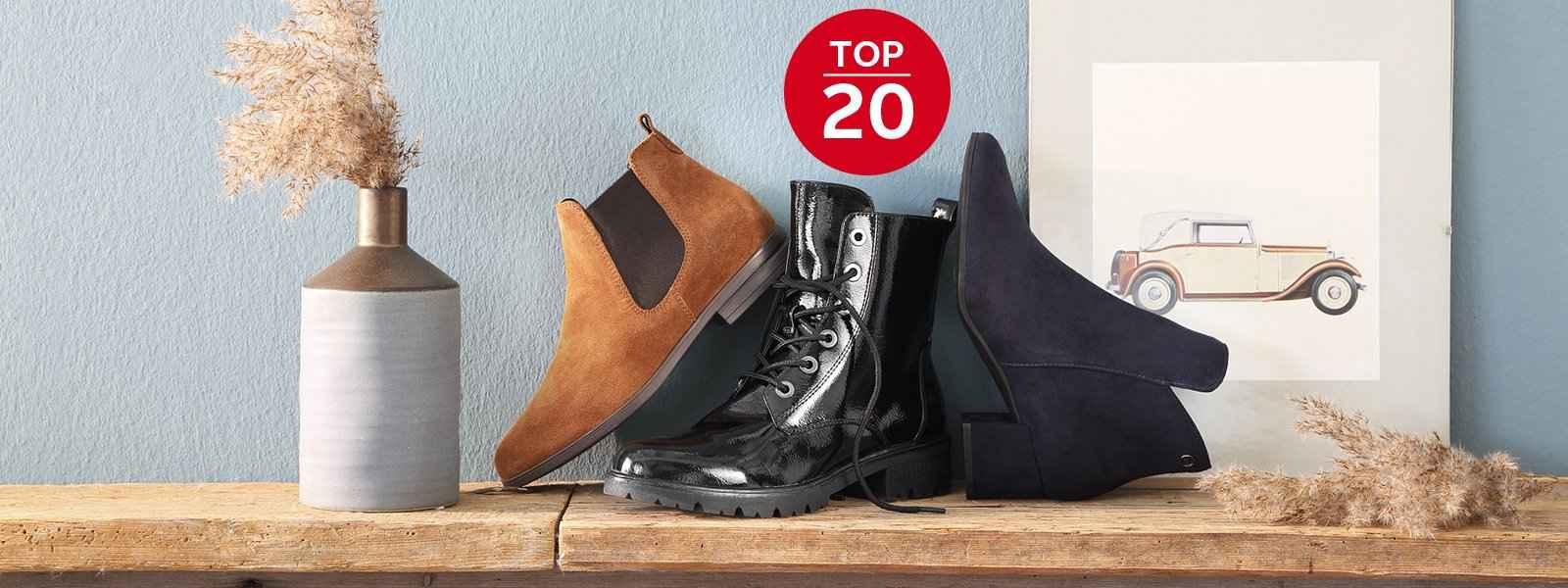 20 Damen Schuhe