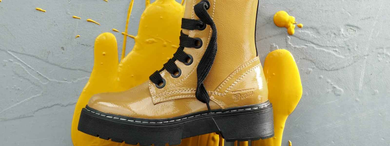 Trend: Yellow Shoes