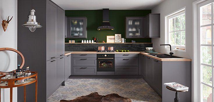 Küche British Flair–  7.499,00 €