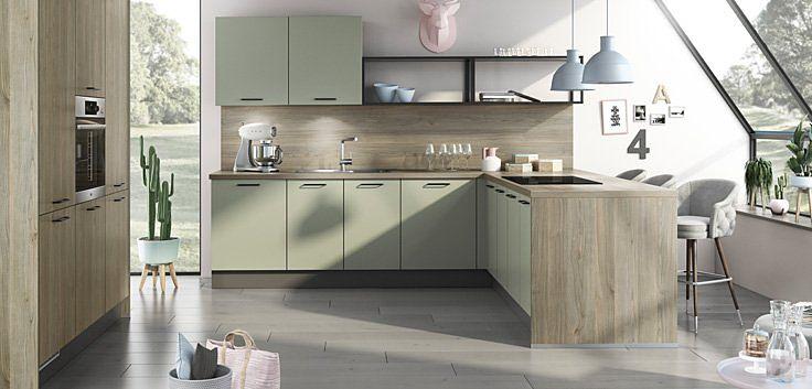 Küche Go Green V – 9.649,00 €