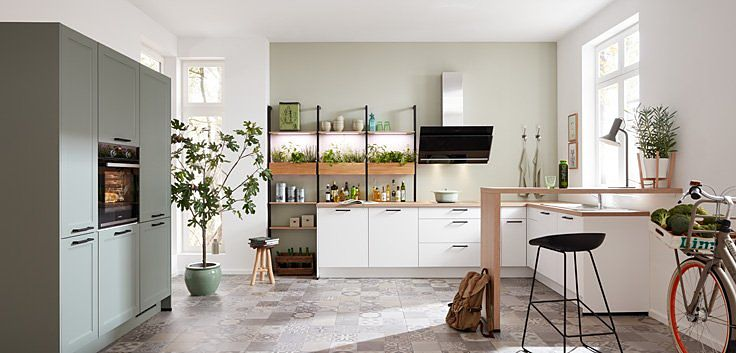 Küche Green Pearl –  8.187,00 €